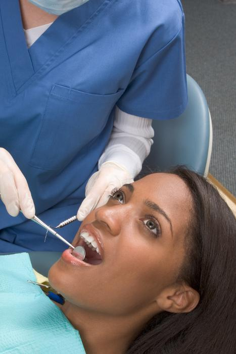 Woman at Dentist | Lynwood CA Dentist