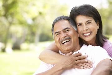 Older Couple | Dental Implants in Inglewood CA