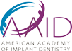 PhD Dental | American Academy of Implant Dentistry Logo